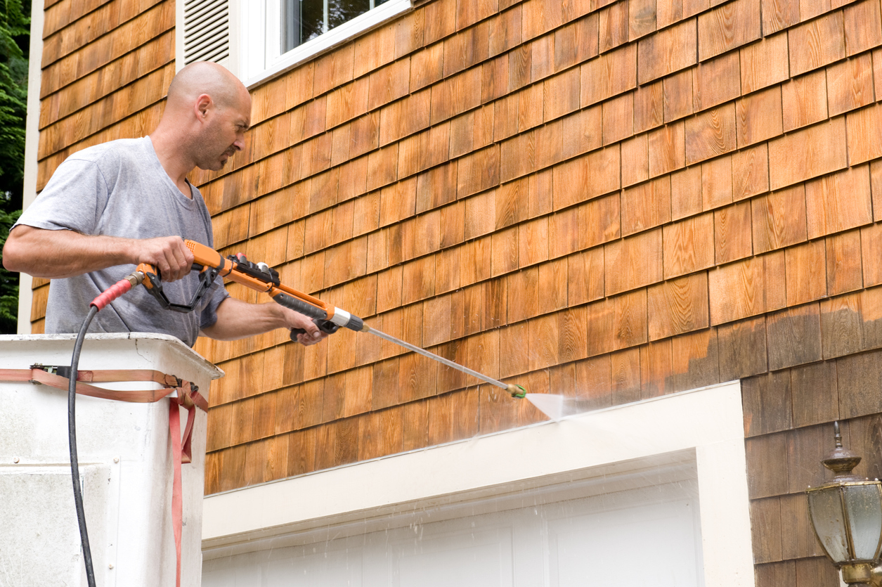 Residential Pressure Washing Company