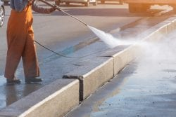 professional power washing services in Cincinnati